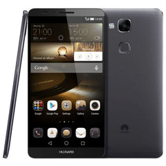 Huawei Ascend Mate 7 16GB Network: 4G 6.0 inch EMUI 3.0 Hisilicon Kirin 925 8 Core 4x1.8GHz + 4x1.3GHz + 1x230MHz RAM: 2GB(Black)