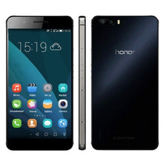 Huawei Honor 6 Plus PE-UL00 16GB 5.5 inch Android 4.4.2 Hisilicon Kirin 925 Octa Core 1.8GHz RAM: 3GB Network: 4G(Black)
