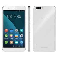 Huawei Honor 6 Plus PE-UL00 16GB 5.5 inch Android 4.4.2 Hisilicon Kirin 925 Octa Core 1.8GHz RAM: 3GB Network: 4G(White)