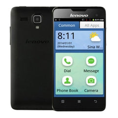 Lenovo A3 3G Network Smart Phone 4.0 inch SC7730 Quad Core 1.2GHz Dual SIM(Black)