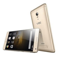 Lenovo Vibe P1 16GB Network: 4G Fingerprint Unlock 5.5 inch Android 5.1 Qualcomm Snapdragon 615 MSM8939 Octa Core 1.5GHz RAM: 3GB GPS NFC OTG(Gold)