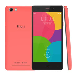 iNew U3 8GB Network: 4G 4.5 inch Android 5.1 MTK6735 Quad Core 1.0GHz RAM: 1GB(Red)