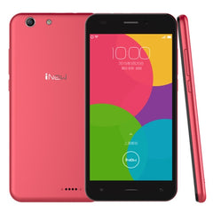 iNew U5 16GB Network: 4G 5.0 inch Android 5.1 MTK6735 Quad Core 1.0GHz RAM: 1GB(Red)