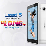 Leagoo Lead 5, 5.0 inch IPS Screen 3G Android 4.4.2 (White) - Zasttra.com - 9