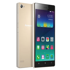 Lenovo VIBE X2 Pro (pt5) 16GB 5.3 inch Qualcomm Snapdragon 615 MSM8939 Octa Core 1.5GHz RAM: 2GB Network: 4G(Gold)