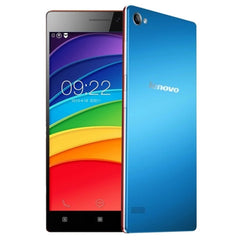 Lenovo VIBE X2 Pro (pt5) 2GB+16GB 5.3 inch Qualcomm Snapdragon 615 MSM8939 Octa Core 1.5GHz Network: 4G(Blue)