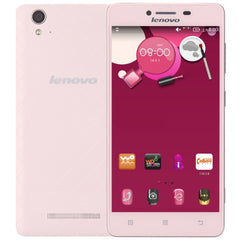 Lenovo A858W 8GB Network: 4G 5 inch Android 4.4 MT6732 64 Bit Quad Core ARM Cortex-A53 1.5GHz RAM 1GB(Pink)