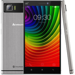 Lenovo VIBE Z2 32GB Network: 4G 5.5 inch Qualcomm Snapdragon410 Quad Core 1.2GHz RAM: 2GB(Grey)