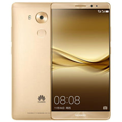 Huawei Mate 8 / NXT-AL10 64GB Network: 4G 6 inch EMUI 4.0 Hisilicon Kirin 950 Octa Core RAM: 4GB (Champagne Gold)