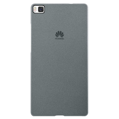 Huawei P8 Frosted PC Protective Case(Grey)