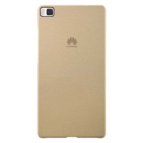 Huawei P8 Frosted PC Protective Case(Yellow)