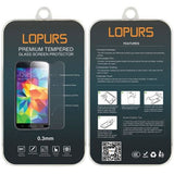 Ultra-thin Explosion-proof Tempered Glass Film for Blackberry Q10, Lopurs 0.3mm - Zasttra.com - 5