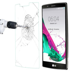 Link Dream 0.33mm 2.5D 9H Explosion-proof Tempered Glass Film for LG G4 / H815