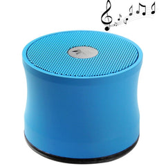 A109 Bluetooth V2.0 Speaker Super Bass Portable Speaker Support Hands Free Call(Blue)