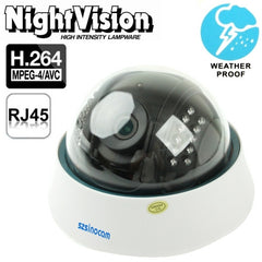 szsinocam H.264 Wired Infrared IP Camera 1.0 Mega Pixels Motion Detection and Night Vision Function (IPC-3006Z)
