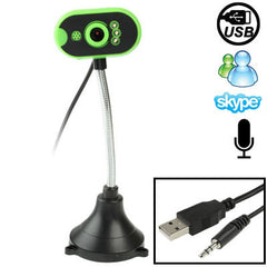 5.0 Mega Pixels USB 2.0 Driverless PC Camera / Webcam with MIC Cable Length: 1.1m