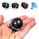 Ai-Ball Mini Wifi Security Camera Support Video Recording for iOS / Android / Other Wifi Device Random Color Delivery