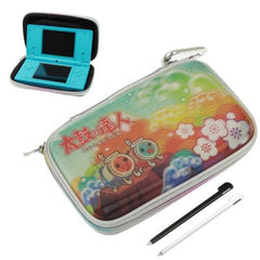 3D Picture Hard Carrying Case with Touch Pen for NDSi