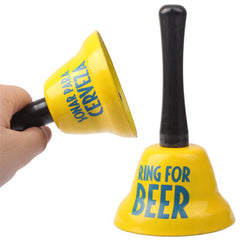 Creative Ring for Sonar PaRa Cerveza Bell(Yellow)