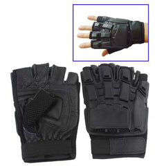 AK All-Purpose Tactical Outdoor Half Finger Gloves