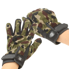 Full-fingered Non-slip Tactical Gloves Camouflage