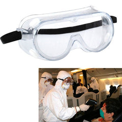 Anti Dust / Sputtering Safety Goggles Glasses (1621)