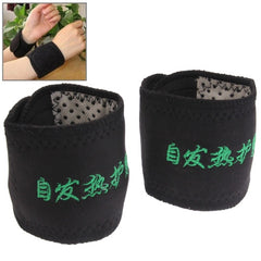 Infrared Magnetic Therapy Self-Heating Wrist Protector(Black)