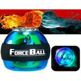 Forceball SPT-ALC Exercise Wrist Force Ball with Blue LED Light for Fitness Ball