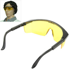 Anti-fog Anti-wind and Anti-dust Protective Glasses(Yellow)