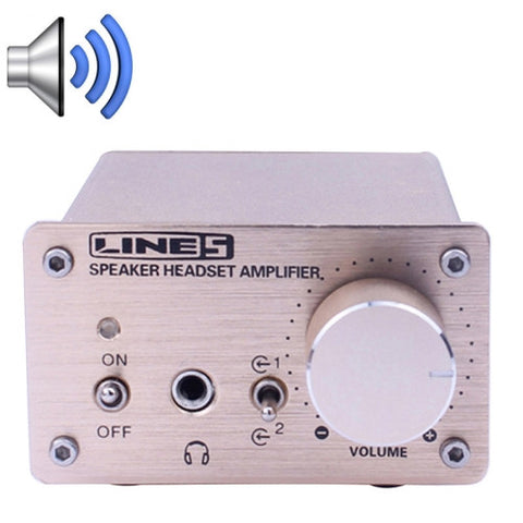 A910 Mini Audio Amplifier / Computer Amplifier / Stereo Headphone Amplifier