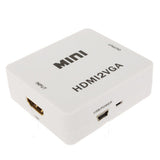 Mini HDMI to VGA Audio Converter
