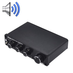 A927 Independent Four-channel Sound Effector(Black)