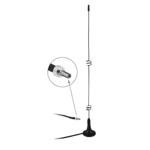 High Quality Indoor CRC9 5dbi 3G Antenna(Black)