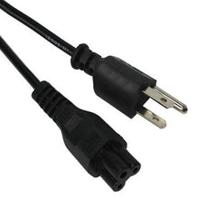 3 Prong Style US Notebook Power Cord Cable Length: 1.8m