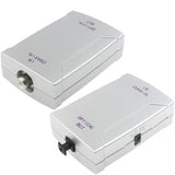 Coaxial to Toslink  Audio Signal Converter ( Coaxial in Toslink out)