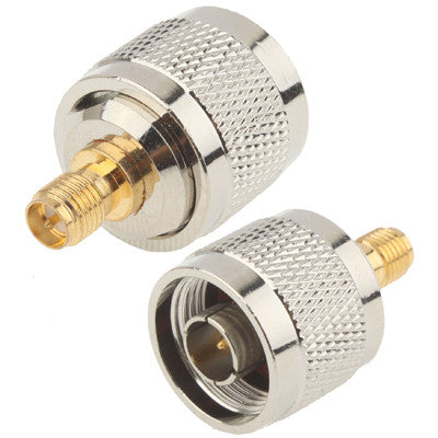 N Male to RP-SMA Female Connector