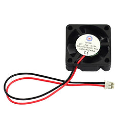 Jtron DC 24V 0.13A Cooling Fan Fan-cooled Radiator Motors Brushless DC Fan for Computers(Black)