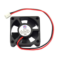 Jtron DC 5V 0.23A 3.5cm Cooling Fan Fan-cooled Radiator Motors Brushless DC Fan for Computers(Black)