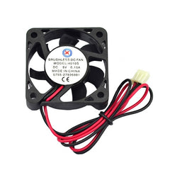Jtron DC 5V 0.15A 3.9cm Cooling Fan Fan-cooled Radiator Motors for Computers