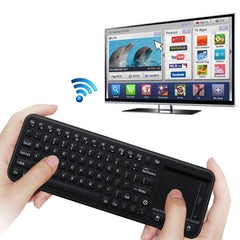 Measy Wireless Keyboard Touchpad for Mini PC Android TV Box