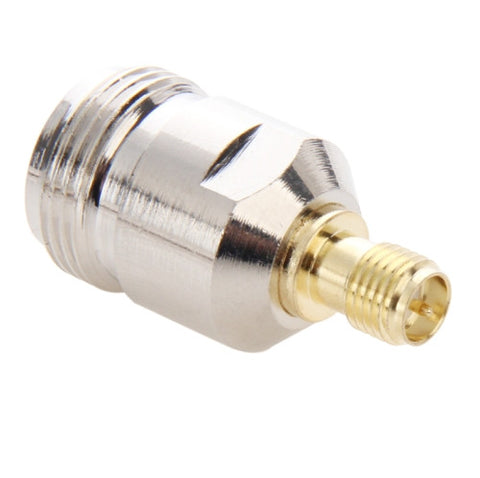 N Female to RP-SMA Female Male Pin Connector Adapter