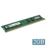 KVR800D2N6/2G-SP DDR2 2GB PC2-6400 CL6 240-Pin SODIMM Desktop Memory