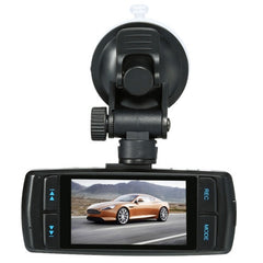 Anytek A88 Full HD 1080P 2.7 inch Screen Display Car DVR Recorder 4X Digital Zoom 148 Degree Wide Viewing Angle Len Support Loop Recording / Motion Detection / G-Sensor Function
