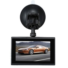 Anytek A100+ Full HD 1080P 3.0 inch Screen Display Car DVR Recorder 4X Digital Zoom 170 Degree Wide Viewing Angle Lens Support Loop Recording / Motion Detection / G-Sensor Function