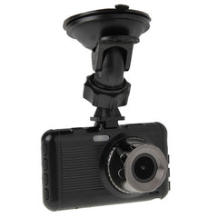 Full HD 1080P 3.0 inch Screen Display Car DVR Recorder 170 Degree A+ Wide Viewing Angle Lens Support Loop Recording / Motion Detection / G-Sensor Function