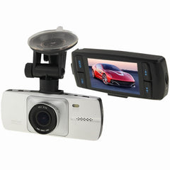 AT22 Full HD 1080P 2.7 inch Screen Display Vehicle DVR 170 Degree Viewing Angle Support Loop Recording / Motion Detection / G-sensor / Night Vision