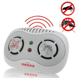 Super Ultrasonic Mouse & Mosquito Repeller (Only US Plug)