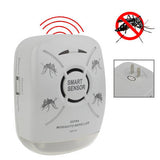 Extra Ultrasonic Mosquito Repeller (Only US Plug)(Grey)
