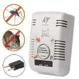 Electromagnetic & UltraSonic Pest Repeller