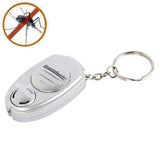 Mini Digital Mosquito Repeller Keychain